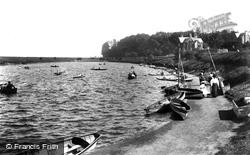 Ryde, Canoe Lake 1904