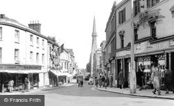 Ryde, Cross Street c.1955