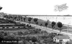 Ryde, Eastern Esplanade c.1950