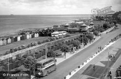 Ryde, Eastern Esplanade c.1955