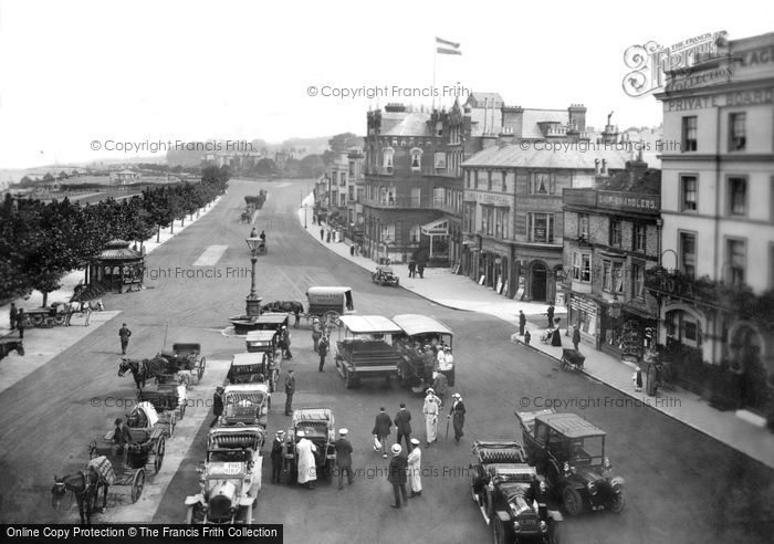 Photo of Ryde, Esplanade 1913