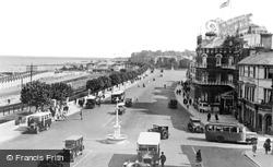Ryde, Esplanade 1927