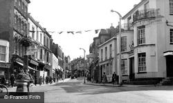 Ryde, High Street c.1950