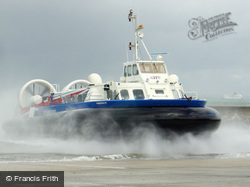 Ryde, Hovertravel's Freedom 90 2005