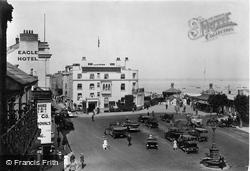 Ryde, Royal Pier Hotel And Esplanade 1923