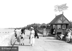 Ryde, The Esplanade 1918