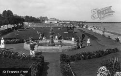 Ryde, The Gardens 1927