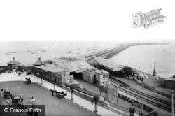Ryde, The Pier 1892
