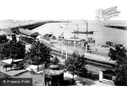 Ryde, The Pier 1908
