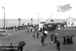 Ryde, The Pier c.1883