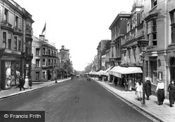 Ryde, Union Street 1913