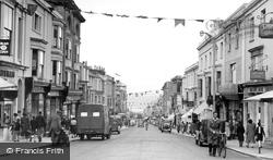 Ryde, Union Street c.1955