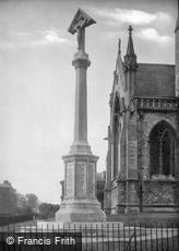 Ryde, War Memorial, All Saints Church 1923
