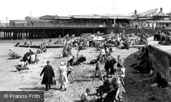 Ryde, West Beach c.1950