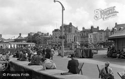 Ryde, West Esplanade 1951