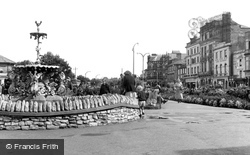 Ryde, West Esplanade c.1950