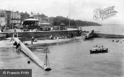 Ryde, Western Esplanade 1908