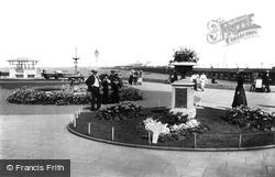 Ryde, Western Esplanade Gardens 1904