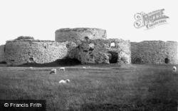 Camber Castle 1894, Rye