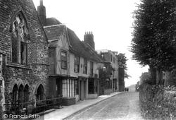 Church Square 1901, Rye