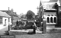 Congregational Church 1888, Rye