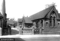 Girls Board School 1903, Rye