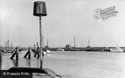 Rye Harbour, c.1955