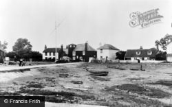 Rye Harbour, The Point c.1955