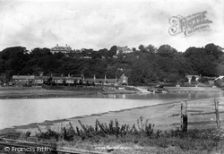 Hill And River Rother 1901, Rye
