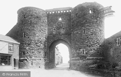 Landgate 1890, Rye