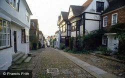 Rye, Mermaid Street c.1990