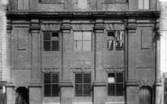 Rye, Old Grammar School 1903