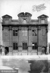 Old Grammar School 1903, Rye