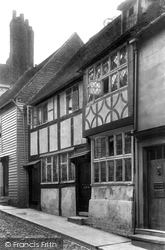 Oldest Houses 1901, Rye
