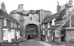 The Landgate 1925, Rye