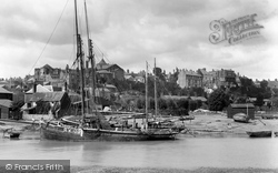 The River Rother 1901, Rye