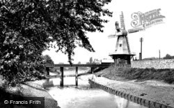 The Windmill 1912, Rye