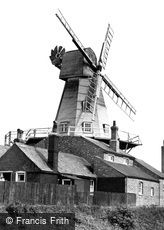 Rye, the Windmill c1955