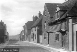 Watchbell Street 1901, Rye
