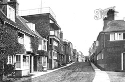 Watchbell Street 1912, Rye