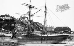 West Cliff 1888, Rye