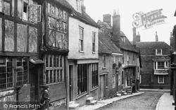West Street 1888, Rye