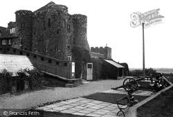 Ypres Castle 1912, Rye