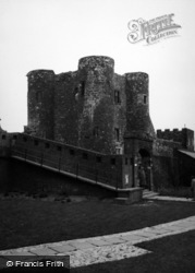 Rye, Ypres Tower 1954