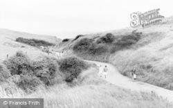 Ryhope, Beach Road c.1960