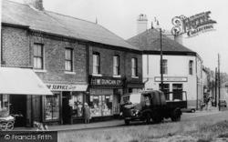 Ryhope, Main Road Businesses c.1960