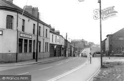 Ryhope, Ryhope Road c.1960