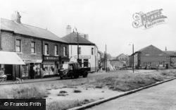 Ryhope, The Main Road c.1960