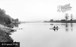 Ryton, The River c.1960