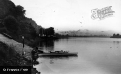 Ryton, The River Tyne c.1960